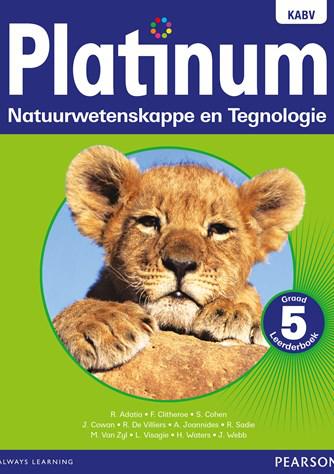 Platinum Natuurwetenskappe en Tegnologie Graad 5 Leerderboek (NKABV)