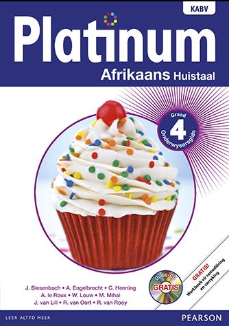 Platinum Afrikaans Huistaal Graad 4 Onderwysersgids (NKABV)