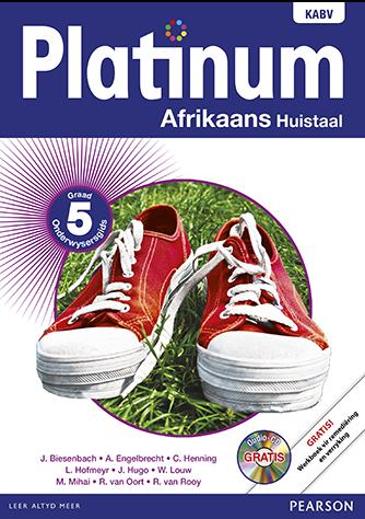 Platinum Afrikaans Huistaal Graad 5 Onderwysersgids (NKABV)