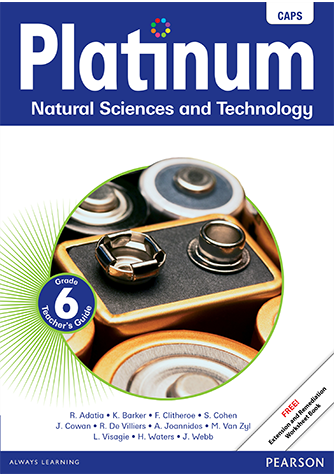 Platinum Natural Science and Technology Grade 6 Teacher's Guide (CAPS)