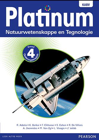 Platinum Natuurwetenskappe en Tegnologie Graad 4 Onderwysersgids (NKABV)
