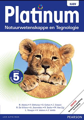 Platinum Natuurwetenskappe en Tegnologie Graad 5 Onderwysersgids (NKABV)