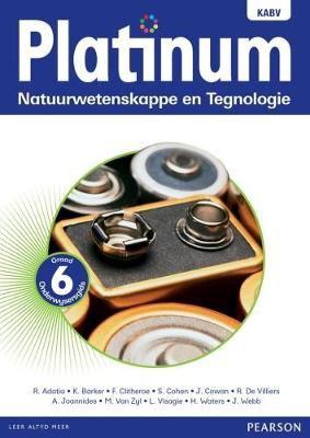 Platinum Natuurwetenskappe en Tegnologie Graad 6 Onderwysersgids (CAPS)
