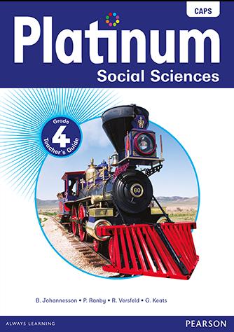 Platinum Social Sciences Grade 4 Teacher's Guide (CAPS)