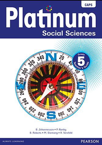 Platinum Social Sciences Grade 5 Teacher's Guide (CAPS)