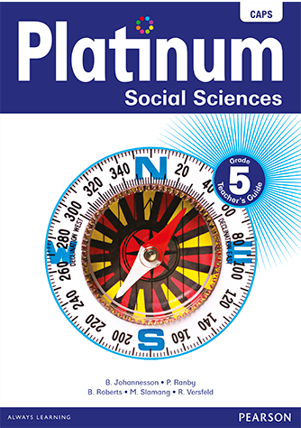 Platinum Social Sciences Grade 5 Teacher's Guide (CAPS)