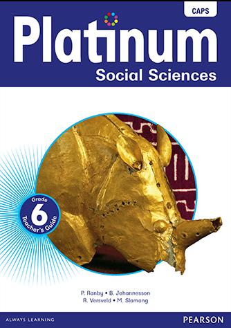 Platinum Social Sciences Grade 6 Teacher's Guide (CAPS)