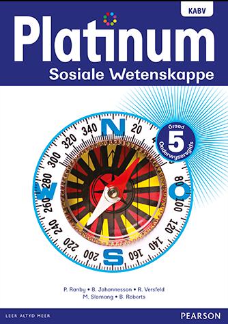 Platinum Sosiale Wetenskappe Graad 5 Onderwysersgids (NKABV)