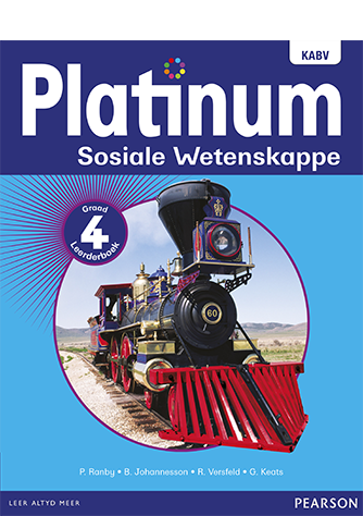 Platinum Sosiale Wetenskappe Graad 4 Leerderboek (NKABV)