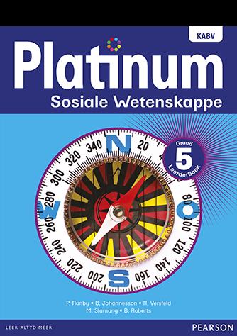 Platinum Sosiale Wetenskappe Graad 5 Leerderboek (NKABV)