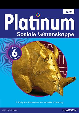 Platinum Sosiale Wetenskappe Graad 6 Leerderboek (NKABV)