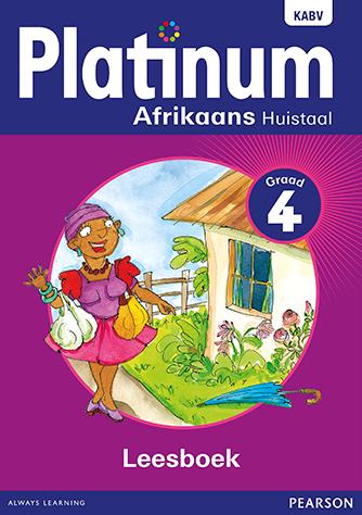 Platinum Afrikaans Huistaal Graad 4 Leesboek (NKABV)