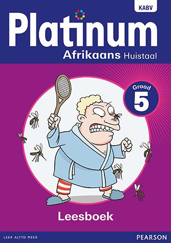 Platinum Afrikaans Huistaal Graad 5 Leesboek (NKABV)