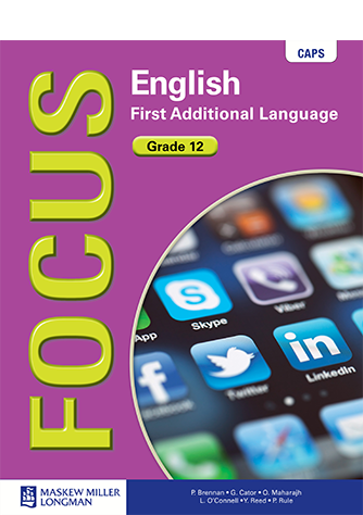 Focus English First Additional Language Grade 12 Learner's Book (CAPS)