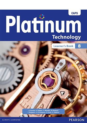 Platinum Technology Grade 8 Learner's Book (CAPS)