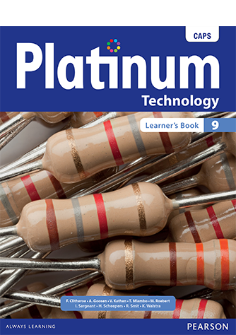 Platinum Technology Grade 9 Learner's Book (CAPS)