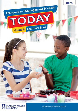 Economic and Management Sciences Today Grade 8 Learner's Book (CAPS)