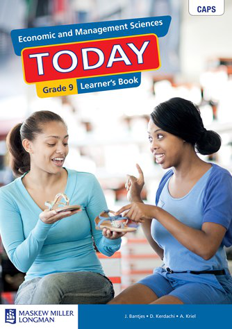 Economic and Management Sciences Today Grade 9 Learner's Book (CAPS)