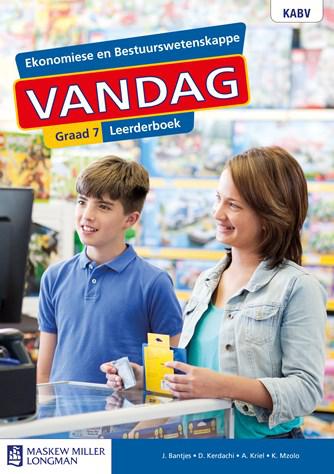 Ekonomiese- en Bestuurswetenskappe Vandag Graad 7 Leerderboek (NKABV)