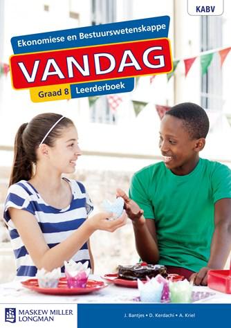 Ekonomiese- en Bestuurswetenskappe Vandag Graad 8 Leerderboek (NKABV)