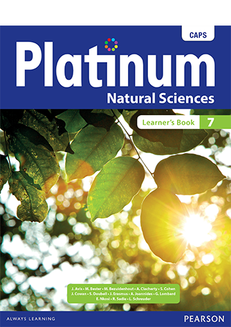 Platinum Natural Sciences Grade 7 Learner's Book (CAPS)