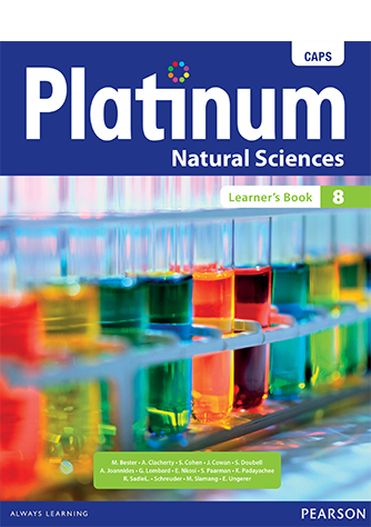 Platinum Natural Sciences Grade 8 Learner's Book (CAPS)