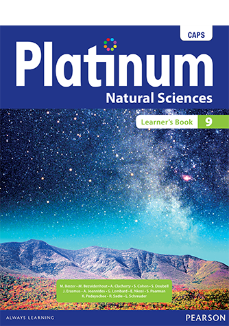 Platinum Natural Sciences Grade 9 Learner's Book (CAPS)
