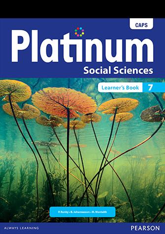 Platinum Social Sciences Grade 7 Learner's Book (CAPS)