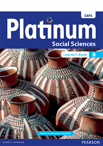 Platinum Social Sciences Grade 8 Learner's Book (CAPS)