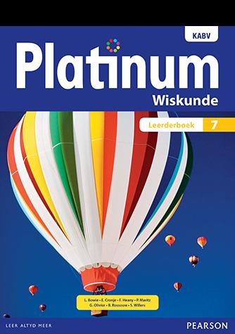 Platinum Wiskunde Graad 7 Leerderboek (NKABV)