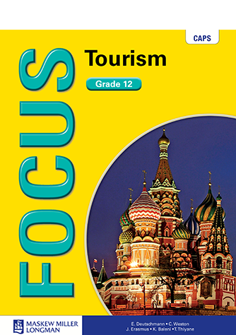 Focus Tourism Grade 12 Learner's Book (CAPS)