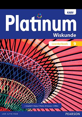 Platinum Wiskunde Graad 9 Leerderboek (NKABV)