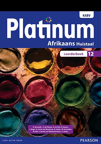 Platinum Afrikaans Huistaal Graad 12 Leerderboek (NKABV)