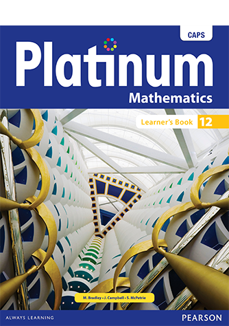 Platinum Mathematics Grade 12 Learner's Book (CAPS)