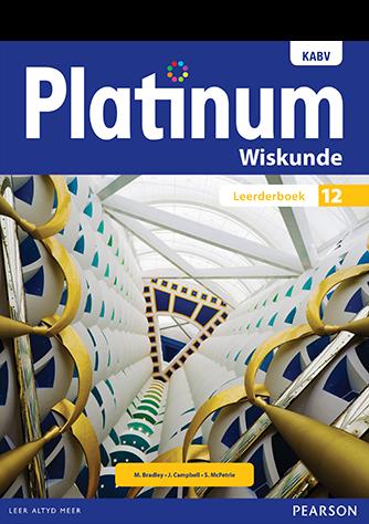 Platinum Wiskunde Graad 12 Leerderboek (NKABV)
