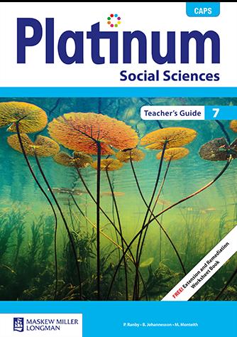 Platinum Social Sciences Grade 7 Teacher's Guide (CAPS)