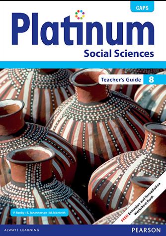 Platinum Social Sciences Grade 8 Teacher's Guide (CAPS)