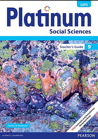 Platinum Social Sciences Grade 9 Teacher's Guide (CAPS)