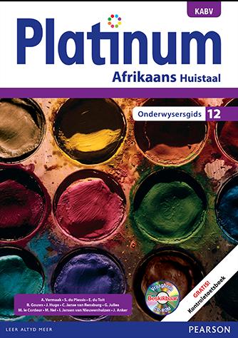 Platinum Afrikaans Huistaal Graad 12 Onderwysersgids (NKABV)