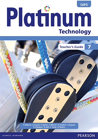 Platinum Technology Grade 7 Teacher's Guide (CAPS)