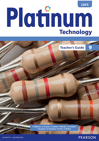 Platinum Technology Grade 9 Teacher's Guide (CAPS)