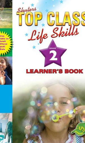 TOP CLASS LIFE SKILLS GRADE 2 LEARNER'S BOOK (ENGLISH)
