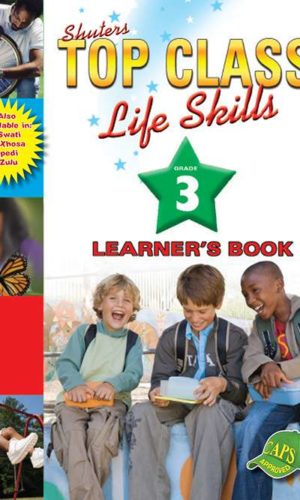 TOP CLASS LIFE SKILLS GRADE 3 LEARNER'S BOOK (ENGLISH)