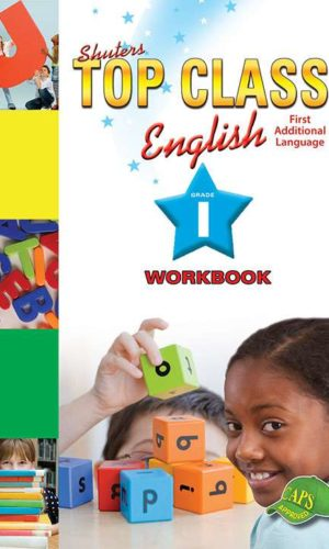 TOP CLASS ENGLISH GRADE 1 WORKBOOK