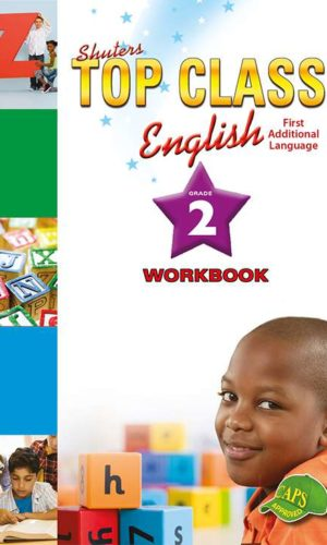 TOP CLASS ENGLISH GRADE 2 WORKBOOK