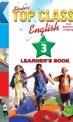 TOP CLASS ENGLISH GRADE 3 LEARNER'S BOOK