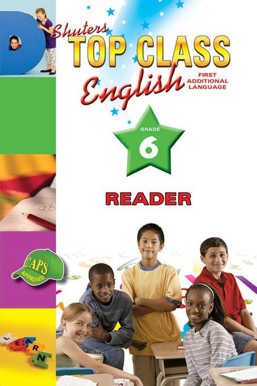 TOP CLASS ENGLISH GRADE 6 READER