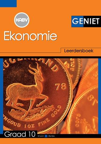 Geniet Ekonomie Graad 10 Leerdersboek (NKABV)