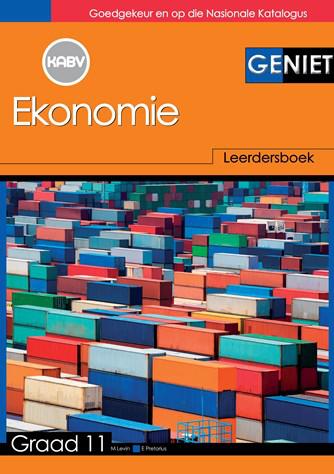 Geniet Ekonomie Graad 11 Leerdersboek (NKABV)