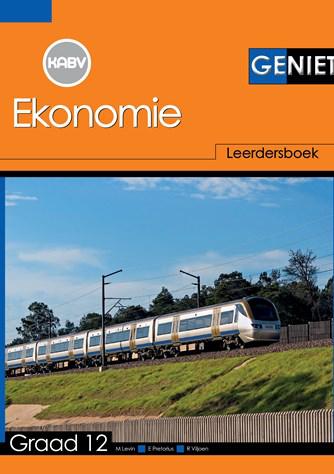 Geniet Ekonomie Graad 12 Leerdersboek (NKABV)